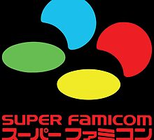 Super Famicom by deviruchi