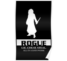 Rogue Inverted Poster