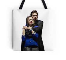 Veronica and JD Tote Bag