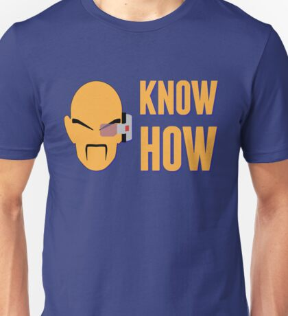 Nappa Know How Unisex T-Shirt