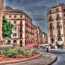 Beirut Down Town  by Tarek Solh