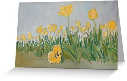 """DeeDee's Tulips"" by brianaelizabeth"