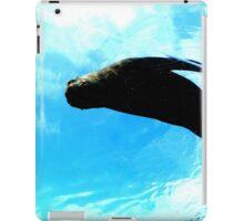 Sea Lion from Below iPad Case/Skin