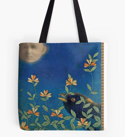 Night Garden Tote Bag
