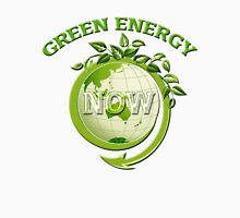 GREEN ENERGY NOW Unisex T-Shirt