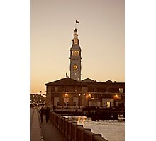 The Ferry Building - San Francisco Photographic Print