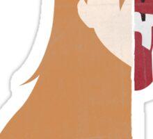 Asuka Sticker