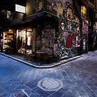 Centre Place, Melbourne by Roberts Birze