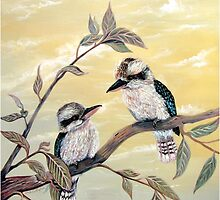 Kookaburra Magic by Linda Callaghan