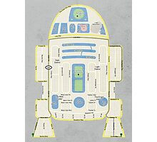 R2Detour Photographic Print
