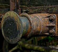 Rusty Buffer by David J Knight