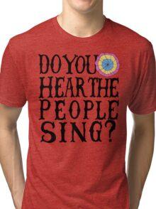Pan Revolution Tri-blend T-Shirt