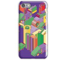 abstract robot machine iPhone Case/Skin