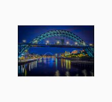 Quayside tyne bridges Unisex T-Shirt