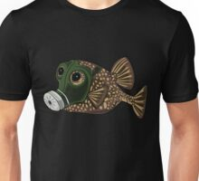 Toxic Fish (Stop the oil spill) Unisex T-Shirt