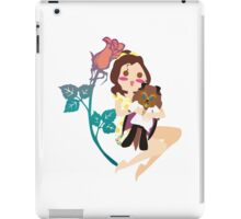 Beauty and her Beast iPad Case/Skin