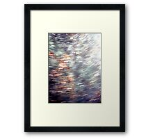 The Crown and The Cross Framed Print