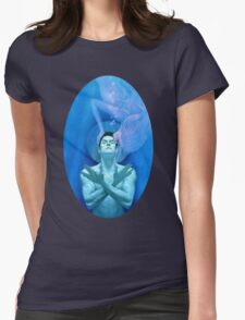 I Grok Spock Womens Fitted T-Shirt
