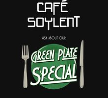 Soylent Cafe's Green Plate Special Unisex T-Shirt