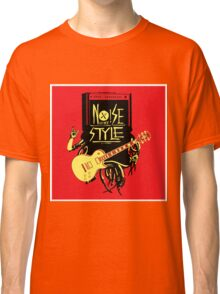 noise music is my style Classic T-Shirt
