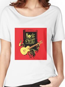 noise music is my style Women's Relaxed Fit T-Shirt