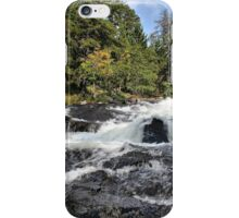 Rushing River, Ontario iPhone Case/Skin