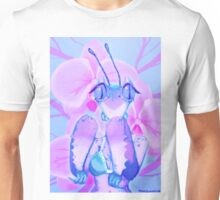 Orchid Mantis Girl Unisex T-Shirt