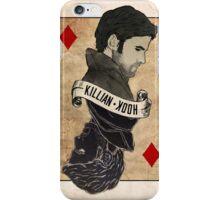 King of Diamonds: Captain Hook iPhone Case/Skin