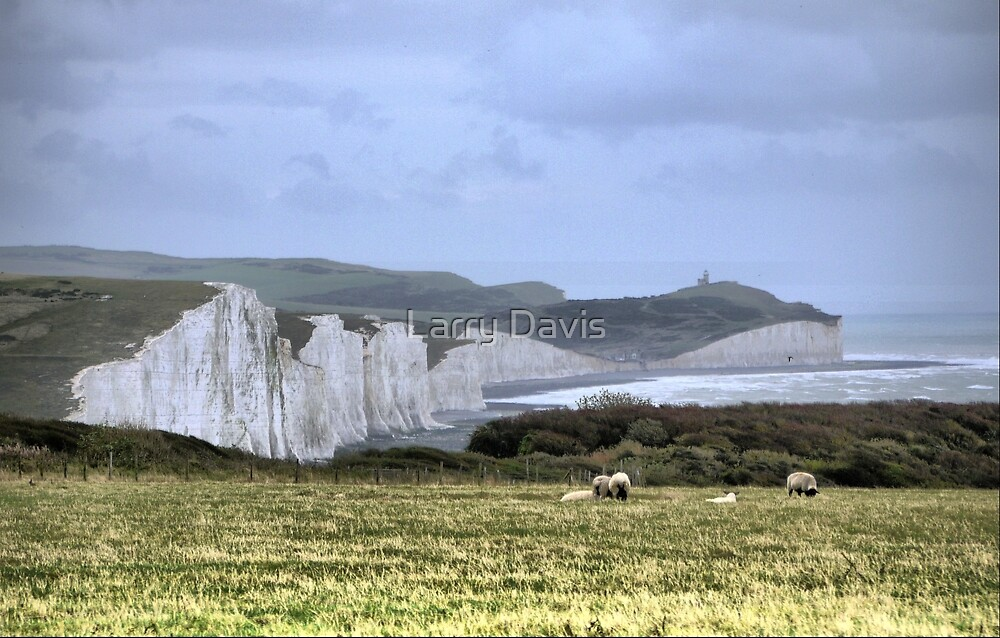 The Seven Sisters (1) by Larry Lingard-Davis