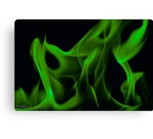 Playing with Fire Again Canvas Print