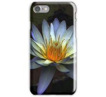 Low Key Waterlily iPhone Case/Skin