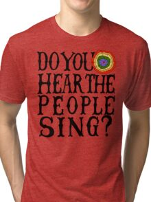 Rainbow Revolution Tri-blend T-Shirt