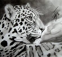 leopardo by FABIAN FARCY