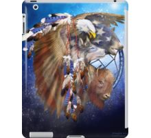 Dream Catcher - Freedom Lives iPad Case/Skin