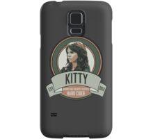 Brownstone Brewery: Kitty Winters Hard Cider Samsung Galaxy Case/Skin