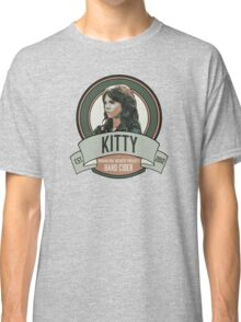 Brownstone Brewery: Kitty Winters Hard Cider Classic T-Shirt