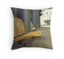 for the waiters Throw Pillow