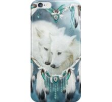 Heart Of A Wolf iPhone Case/Skin