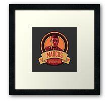 Brownstone Brewery: Marcus Bell Oktoberfestbier Framed Print