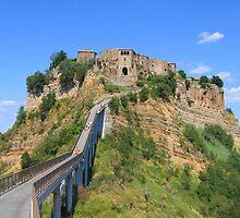 Civita de Bagnoregio, Italy by hjaynefoster