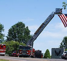 Funeral for a Fireman by barnsis