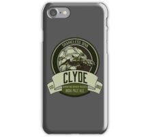 Brownstone Brewery: Clyde 'Shameless Diva' IPA iPhone Case/Skin