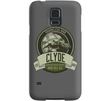 Brownstone Brewery: Clyde 'Shameless Diva' IPA Samsung Galaxy Case/Skin