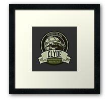 Brownstone Brewery: Clyde 'Shameless Diva' IPA Framed Print