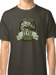 Brownstone Brewery: Clyde 'Shameless Diva' IPA Classic T-Shirt