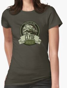 Brownstone Brewery: Clyde 'Shameless Diva' IPA Womens Fitted T-Shirt