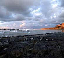 Northumberland Castle by Jo  Kyles