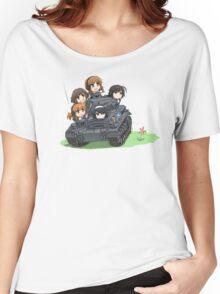 Girls und Panzer Women's Relaxed Fit T-Shirt