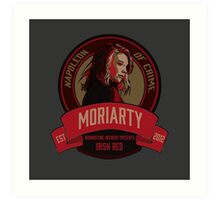 Brownstone Brewery: Jamie Moriarty Irish Red Art Print