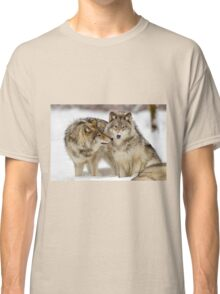 Love you sweetie... - Timber Wolves Classic T-Shirt